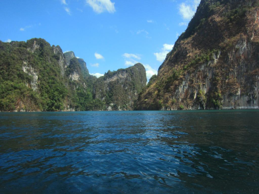 Khao Sok Boat Ride 1