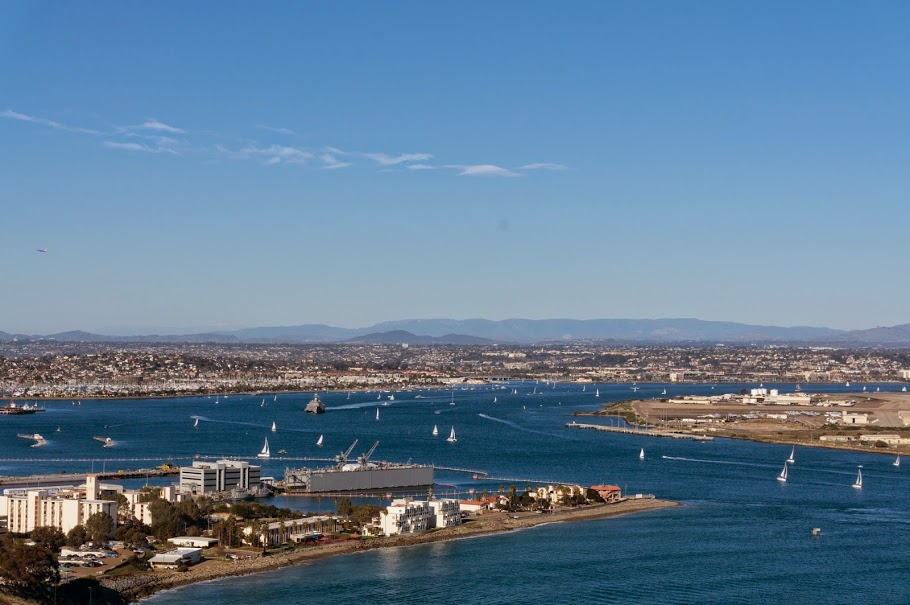 The perfect weekend in san diego for Point loma sport fishing