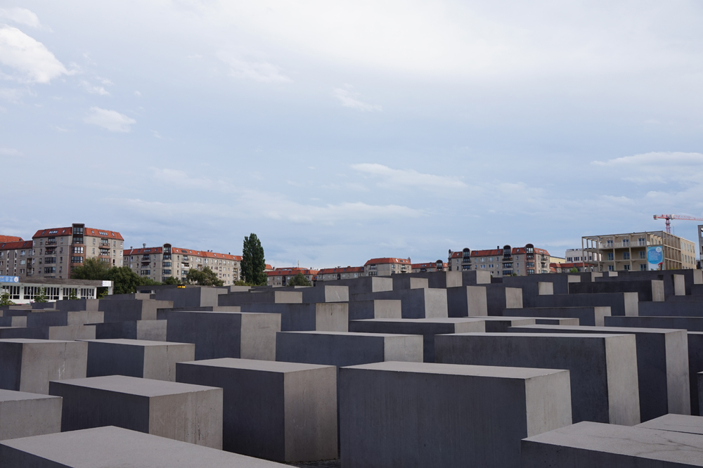 Jew Memorial in Berlin