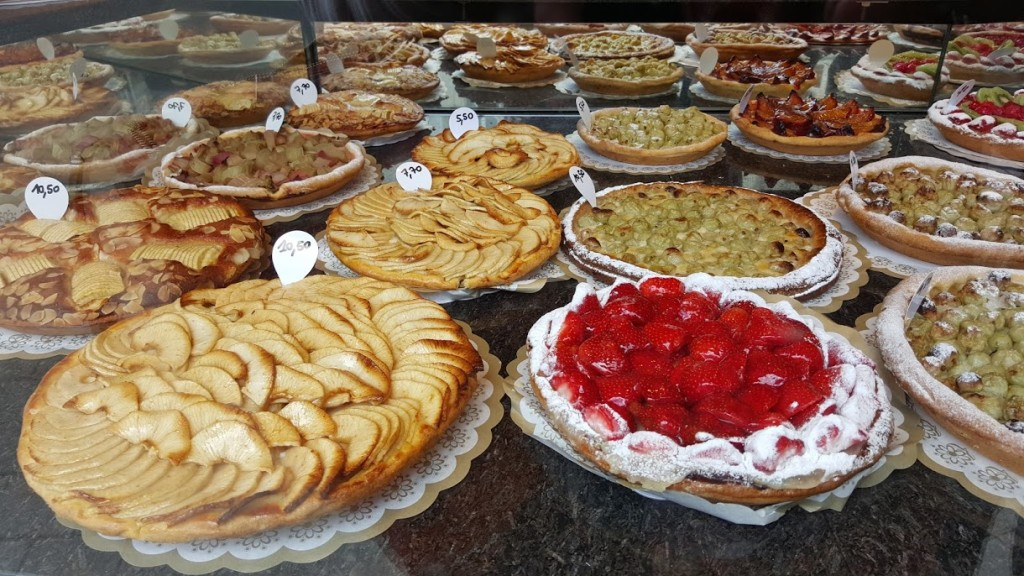 brussels - pastries