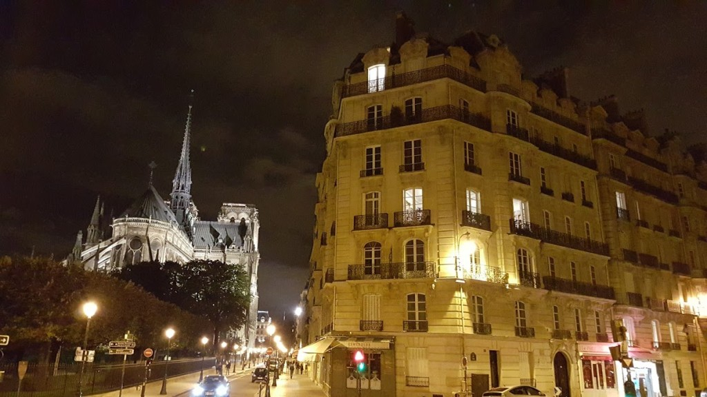 paris - night