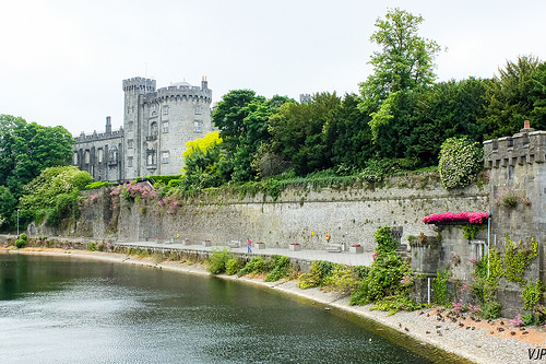 The Castle - Kilkenny, Ireland - June 2015 Travel via photopin (license)