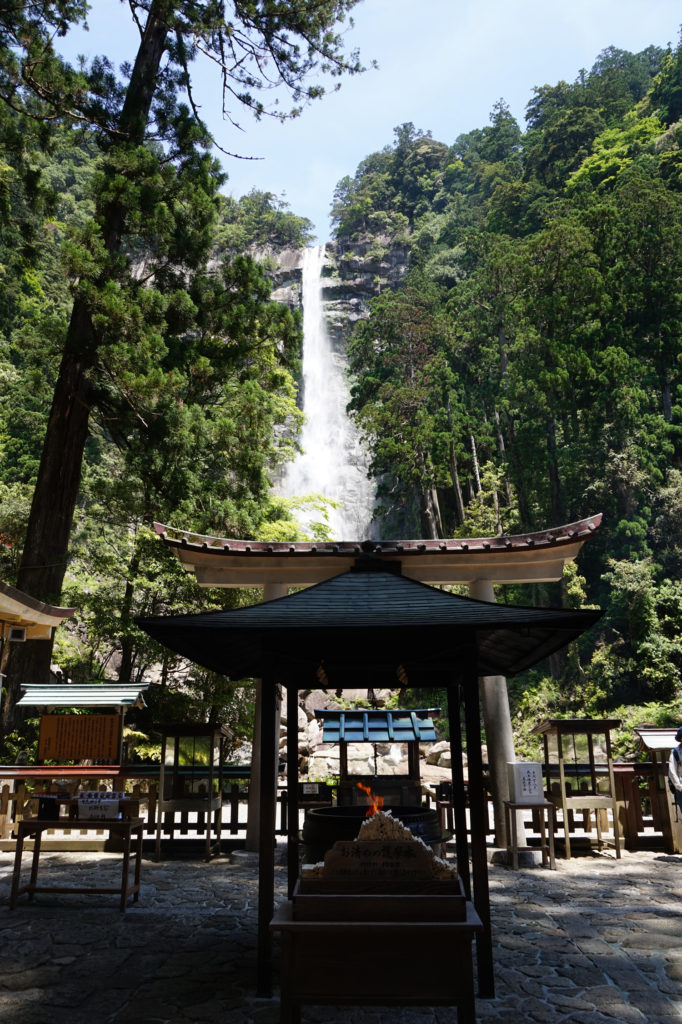 kumano nachi waterfall
