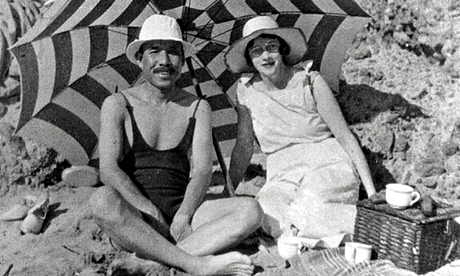 Masataka Taketsuru and Rita Cowan