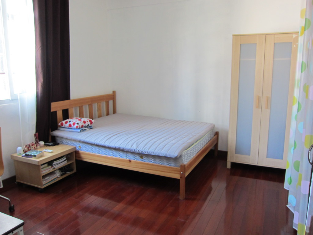 My new Shanghai apartment