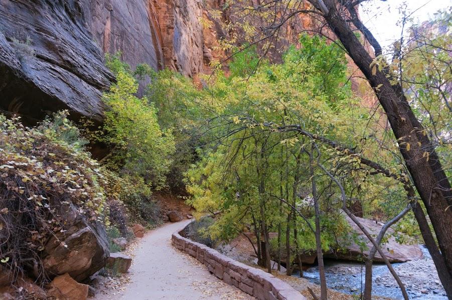 Narrows Trail