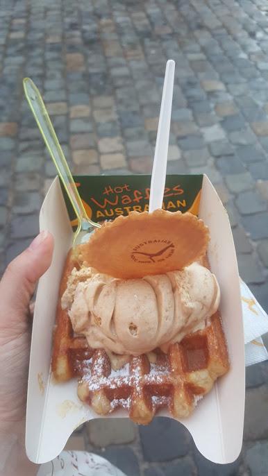 brussels - waffles