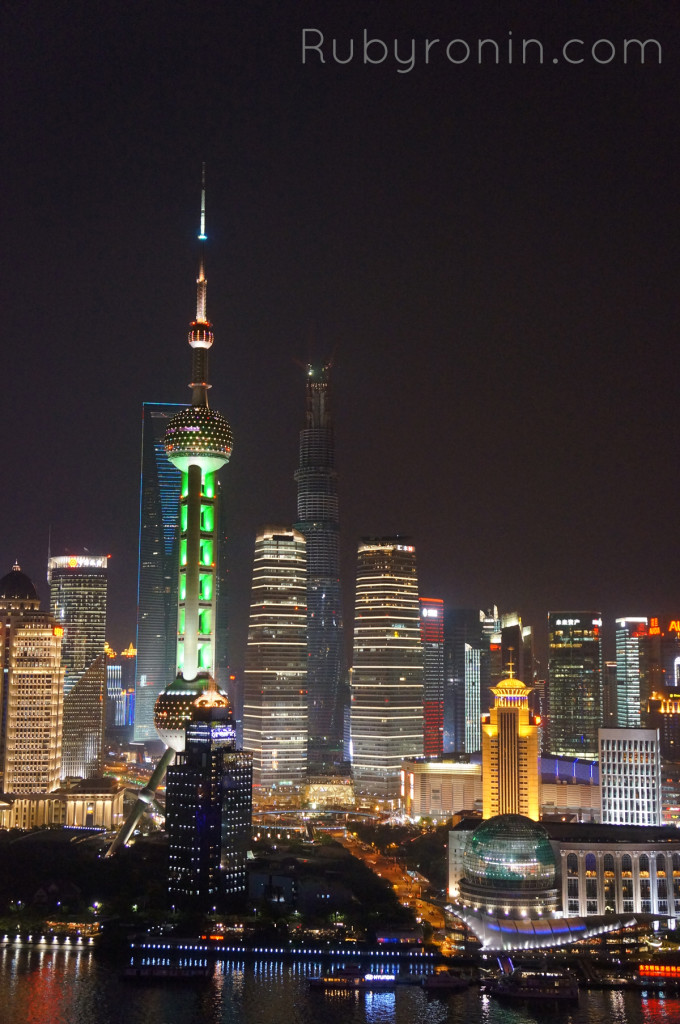 The move to Shanghai changed my life