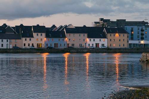 River Corrib and The Long Walk, Galway (506281) via photopin (license)