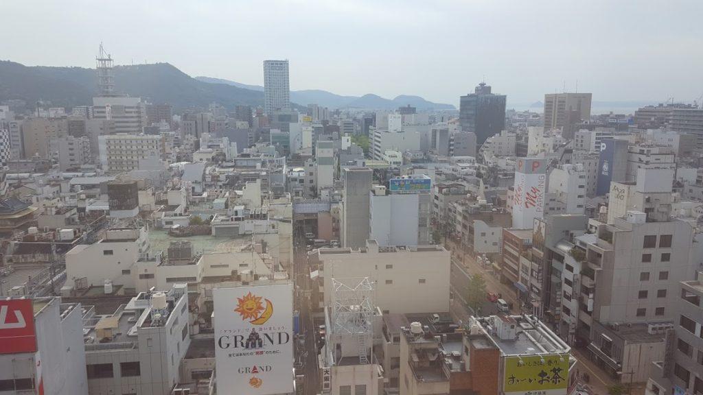Downtown Takamatsu